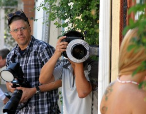 photogs on a tfp shoot