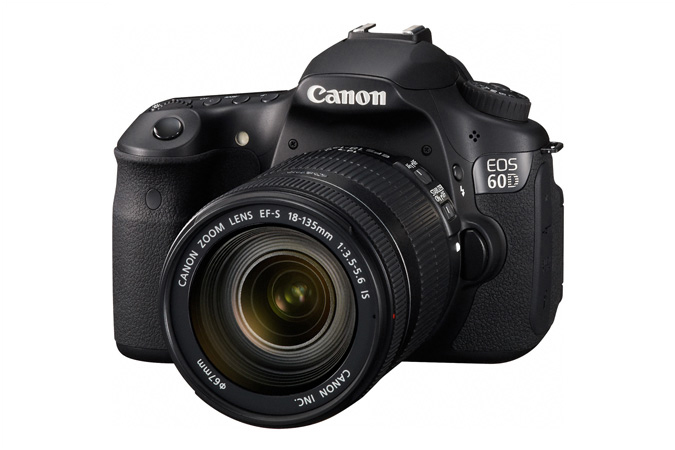 canon 60D photo
