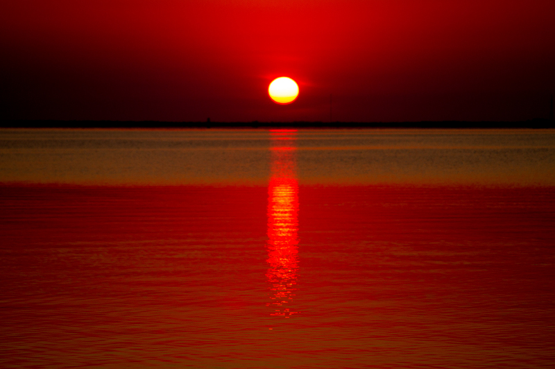 The sun is a great light source is awesome twice a day for about a 1/2 hour total.  The rest of the time it's up to you.