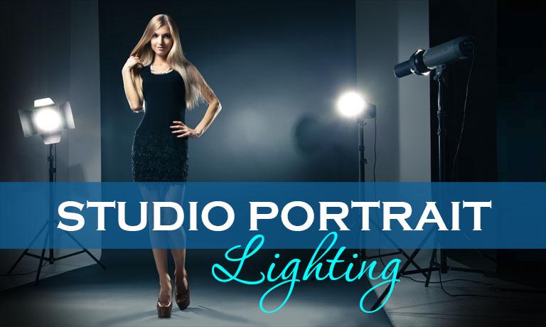 Learn Studio Portrait Lighting - Proud Photography Courses