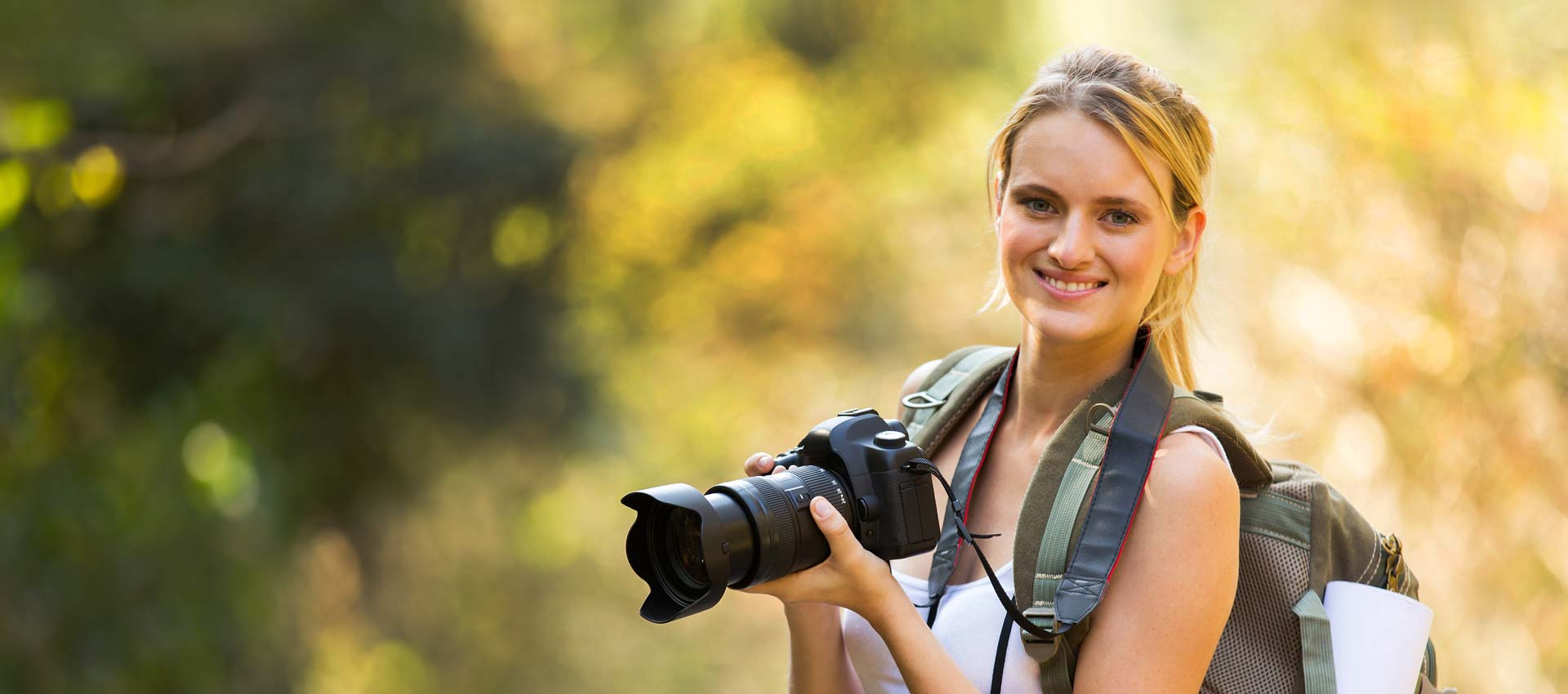 Study photography online.